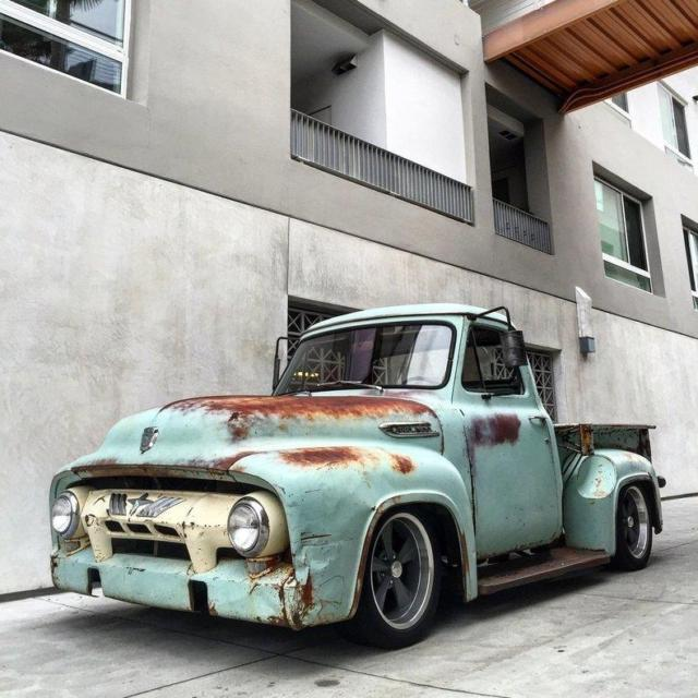 1953 Ford F-100 PATINA