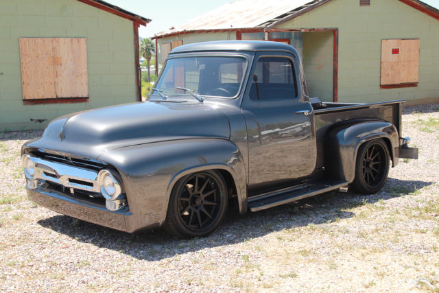 1956 ford f100 vin location  1956  get free image about