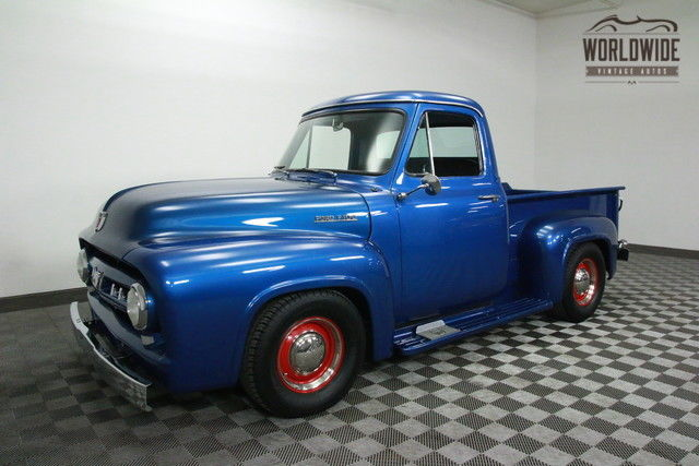1953 Ford F100 RESTORED. 460 BIG BLOCK V8! AUTO. PS.PB!