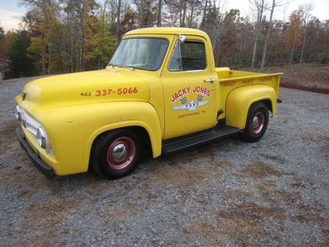 1953 ford f100 truck for sale photos technical specifications description. Black Bedroom Furniture Sets. Home Design Ideas