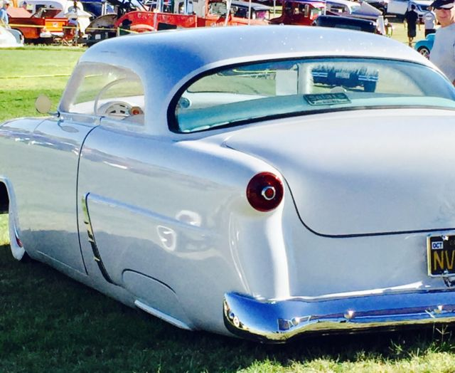 1953 Ford 2 door customline