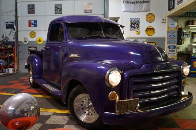 1953 gmc pick up truck 1952 1951 1950 1953 1954 ford chevy chevrolet for sale photos technical. Black Bedroom Furniture Sets. Home Design Ideas