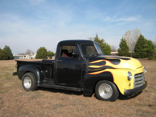 1953 GMC Other SHORT BED STREETROD PS PDB TILT 350 AUTO!