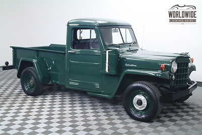 1953 Jeep Other Jeep V8 TRUCK 4X4 4 SPEED RESTORED