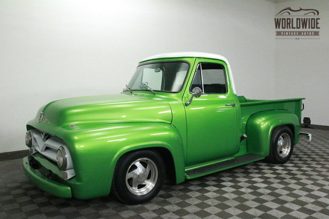 1953 Ford F-100 RESTORED. 429 V8! C6! SHOW OR GO!