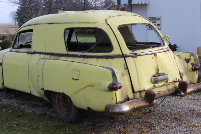 1953 HENNY PACKARD HEARSE / AMBULANCE JUNIOR for sale ...