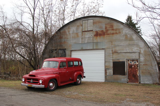 1953 International Harvester Other carryall travelall suburban
