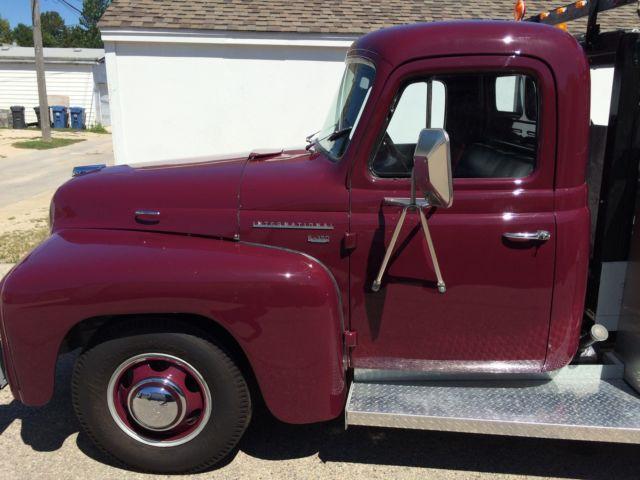 1953 international series r120 tow truck 3 4 ton for sale photos 1952 International Truck 1953 international harvester r120 prevnext