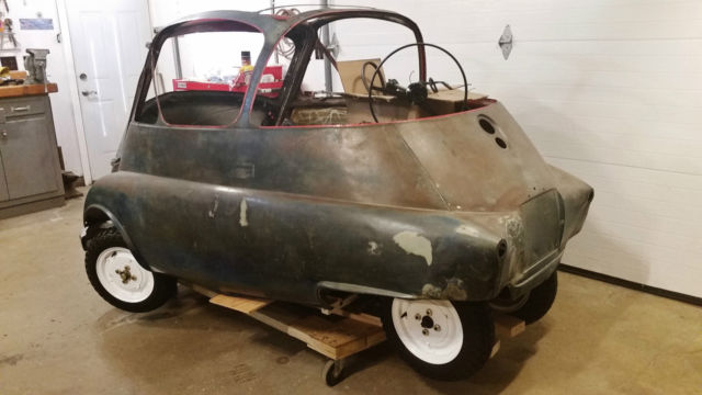 1953 Other Makes ISO  ISETTA MICRO CAR