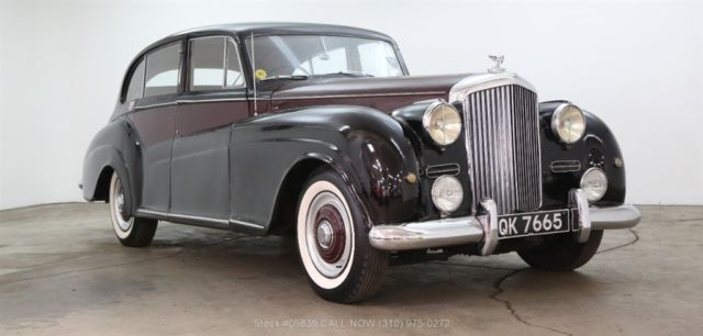 1953 Bentley R-Type James Young Sedan