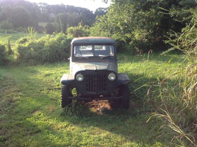 1953 Willys Willys