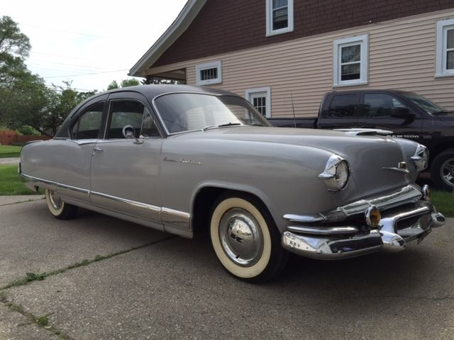 1953 Other Makes Kaiser Manhattan