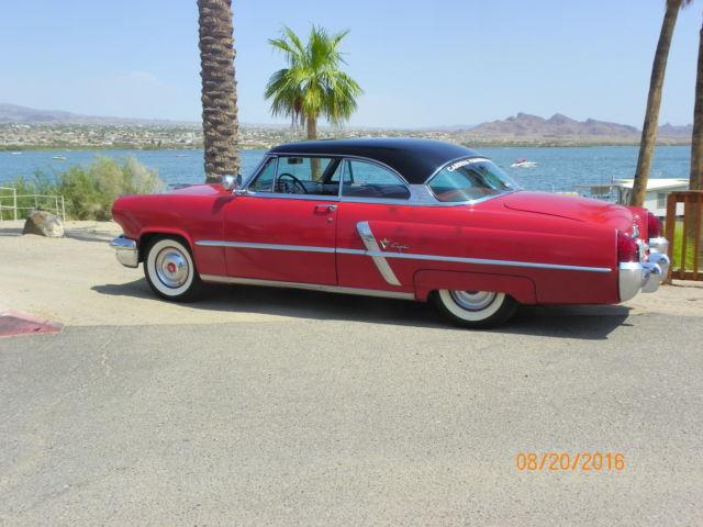 1953 Licoln Capri 2 Door Hardtop All Original Car For Sale Photos