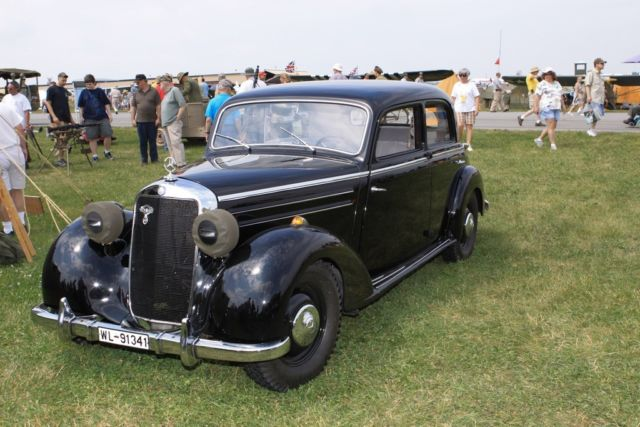 1953 mercedes 170 ds sedan for sale photos technical