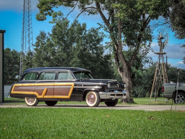 1953 Mercury Monterey Woody Station Wagon