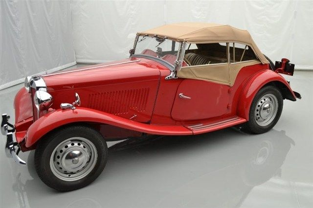 1953 MG Other TD