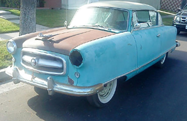 1953 Nash Rambler Country Club 2 Door