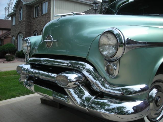 1953 Oldsmobile Ninety-Eight Ninety-Eight