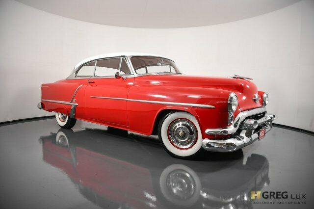 1953 Oldsmobile Super Eighty-Eight Holiday Coupe