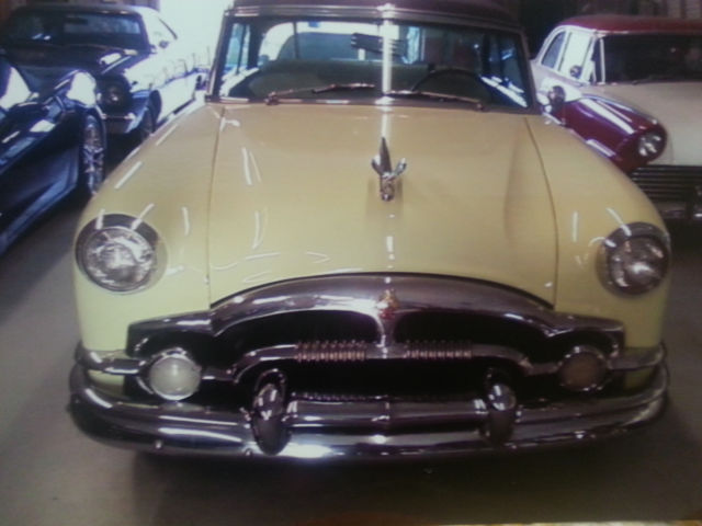 1953 Packard 2 Door Coupe For Sale Photos Technical