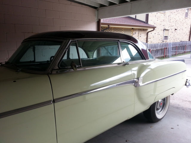 1953 packard 2 door coupe for sale photos technical for Thunderbolt motors and transmissions