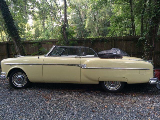 1953 PACKARD Convertible W Rebuilt Orig Motorlike Hudson Cadillac