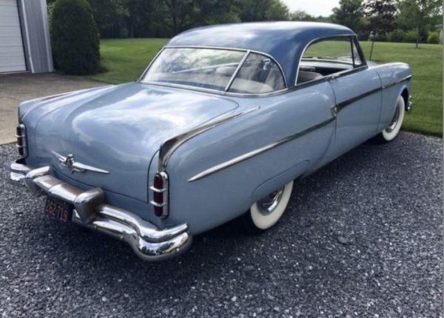 1953 Packard Deluxe Eight