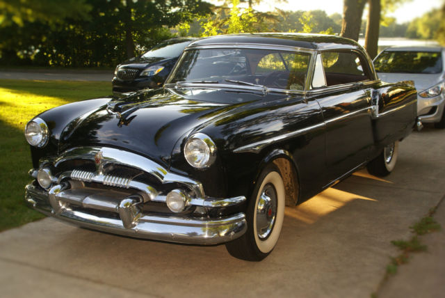 1953 Packard Mayfair Hardtop Coupe Series 2631