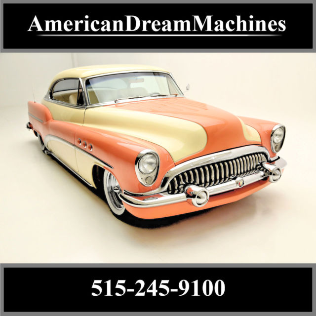 1953 Buick Special Peaches & Cream Great Car