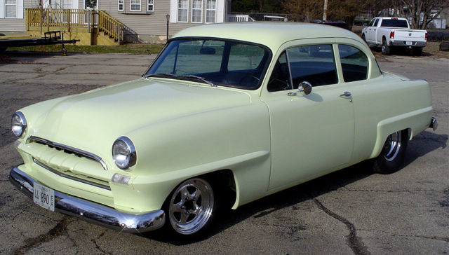 1953 Plymouth Cranbrook Pro Street Full Tube Chassis for