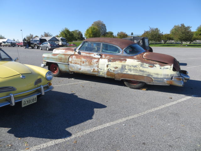 1953 Cadillac Coupe coupe  rat rod  1952 1951 1953