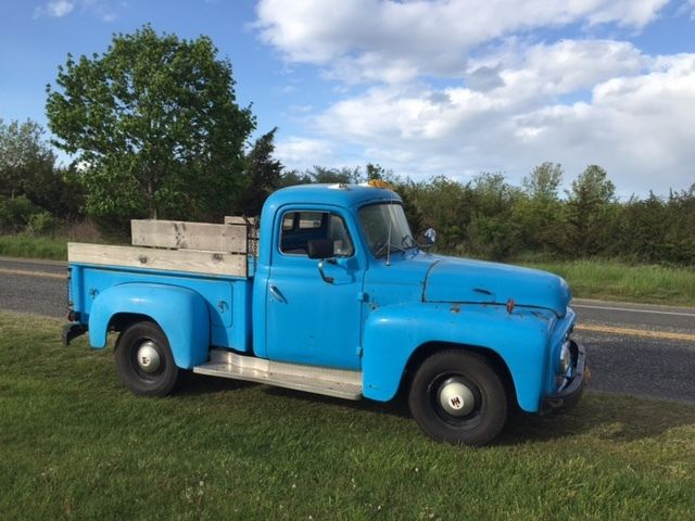 1953 International Harvester Other R110 SHORT BED