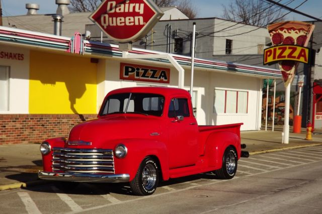 1953 Chevrolet Other Pickups FIVE WINDOW DELUXE