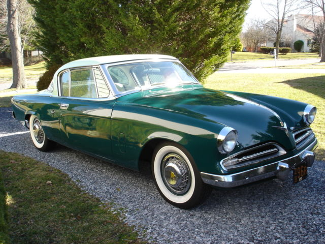 1953 Studebaker COMMANDER LOW MILEAGE TRI STAR