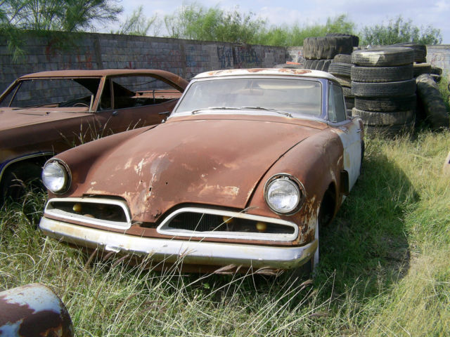 1953 Studebaker Commander Regal Starliner For Sale Photos