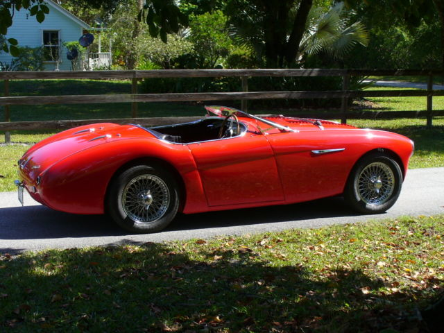 1954 Austin Healey Other