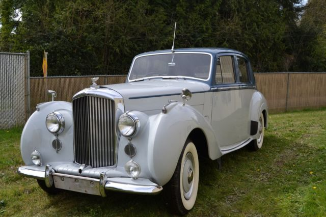 1954 Bentley Other