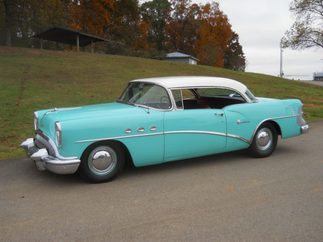 1954 Buick Century 2 Dr Hardtop For Sale Photos