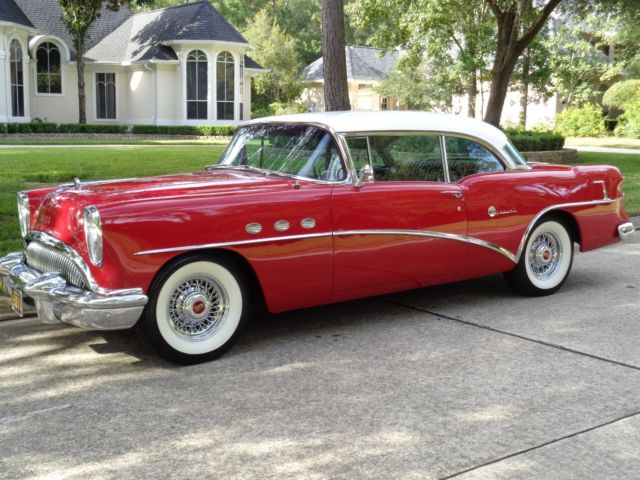 1954 Buick Special RIVERIA