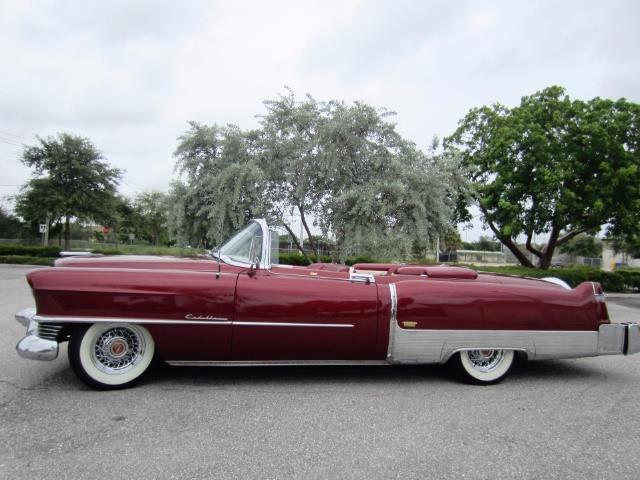 1954 Cadillac El Dorado Convertible Coupe For Sale Photos