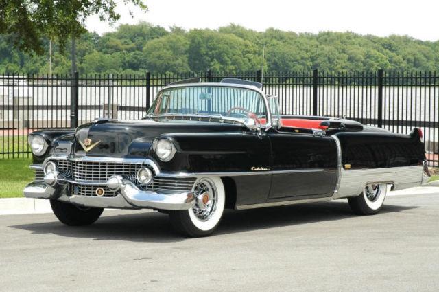 1954 Cadillac Eldorado Convertible 2 Door 5 4l For Sale