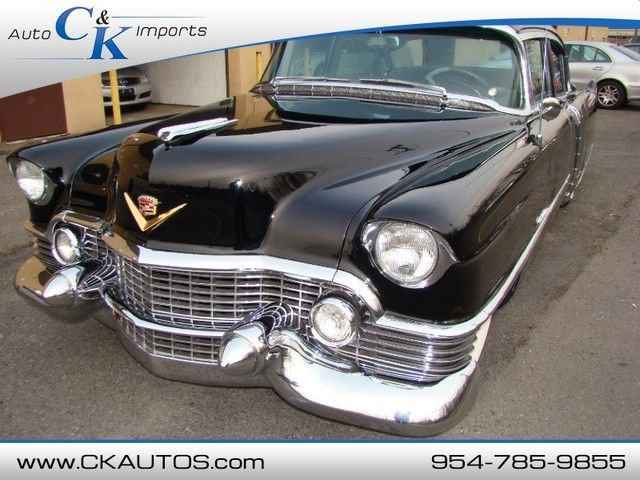 1954 Cadillac Fleetwood Rear Air Conditioner