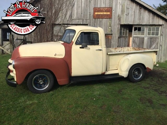 1954 Chevrolet truck 1/2 ton short box