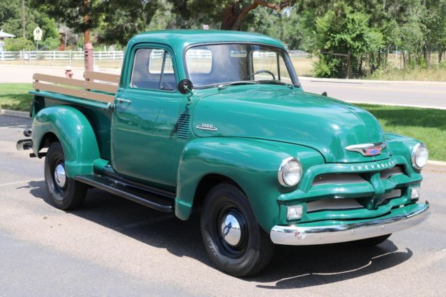 1954 Chevrolet Other Pickups --