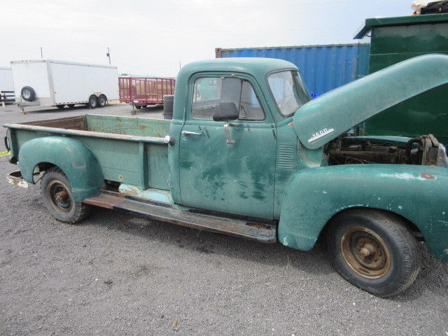 1954 Chevrolet Other Pickups 1947 1948 1949 1950 1951 1952 1953 1954