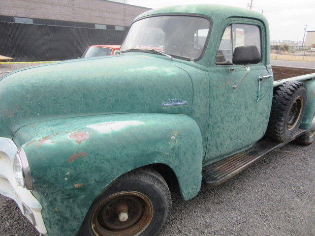 1954 Chevrolet 3600 1 Ton Chevy Pickup Truck Long Bed