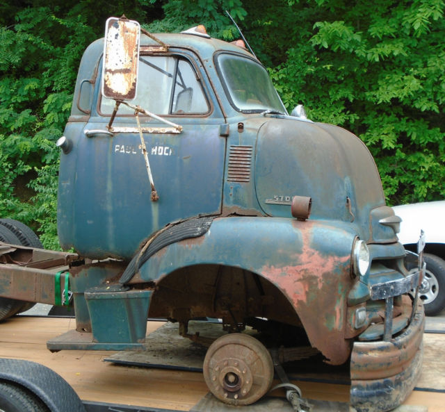 1954 Chevrolet 5700 COE Cab Over Engine Truck for sale ...