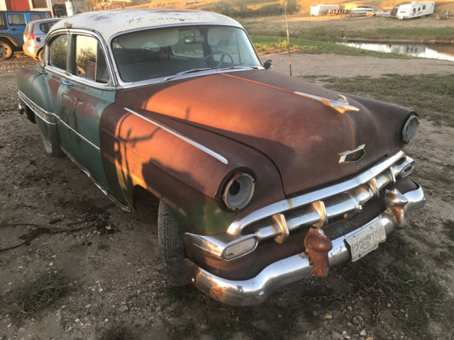 1954 Chevrolet Bel Air/150/210 Bel Air