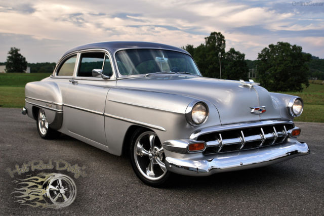 1954 Chevrolet Bel Air/150/210 Hot Rod Resto Mod