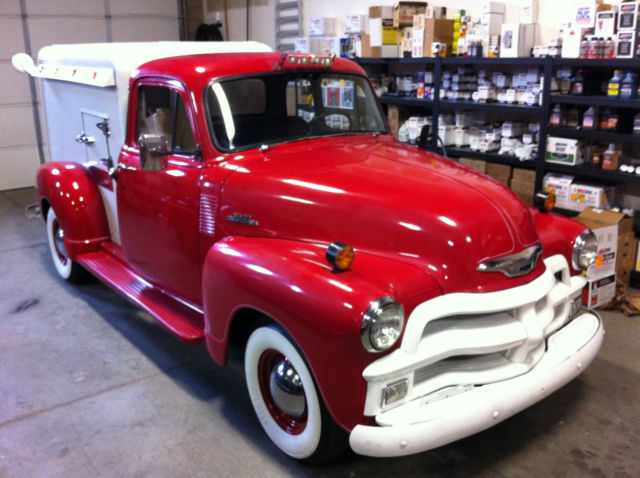 1954 Chevrolet Other Pickups Ice Cream Conversion